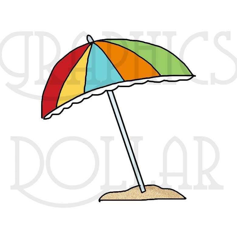 Beach Collection Clip Art
