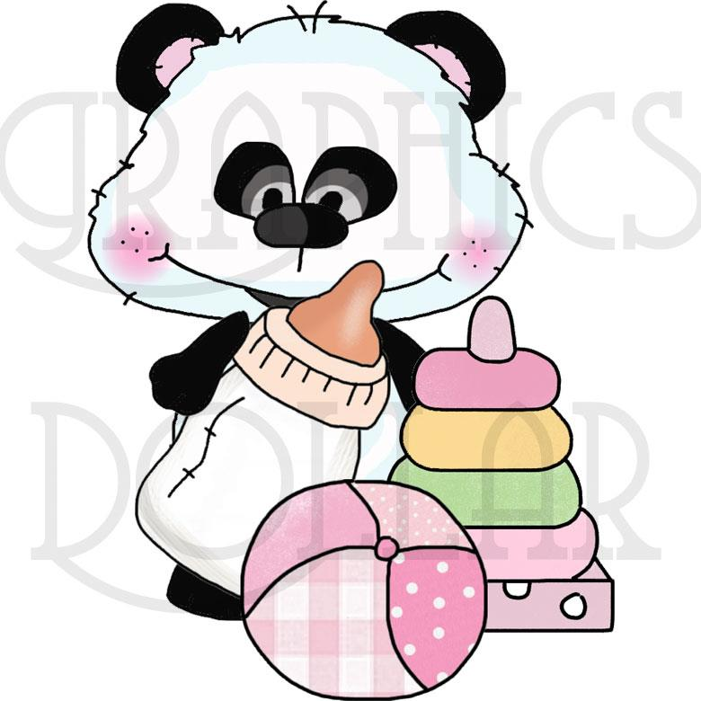 Daycare Babies Bestie Bears Clip Art - Exclusive Graphics
