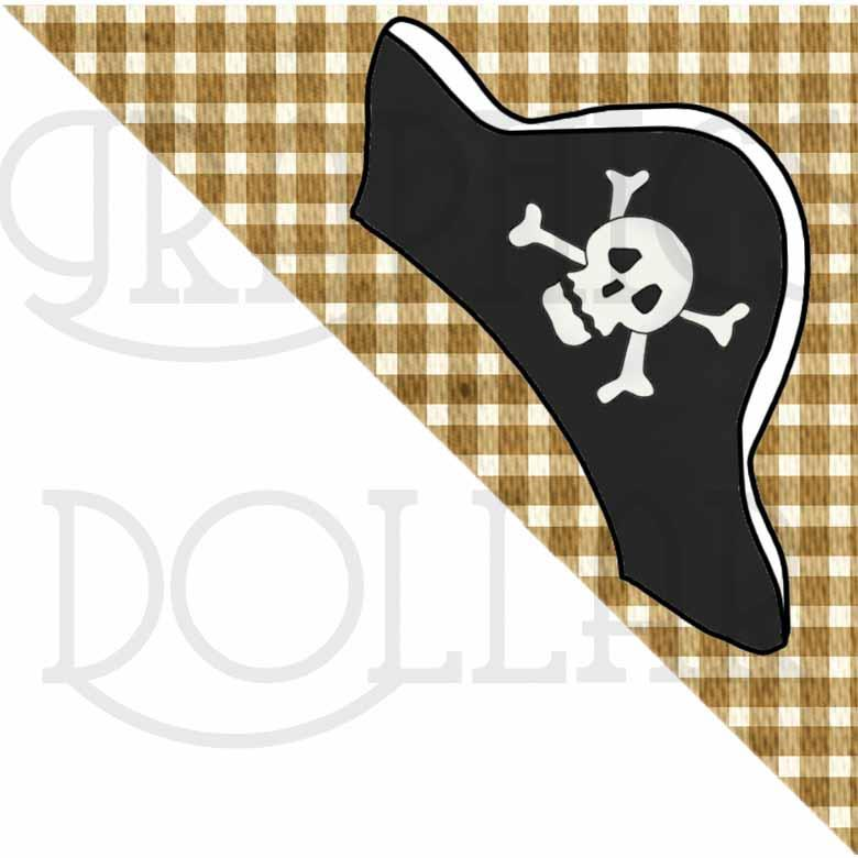 Pirate Birthday Clip Art