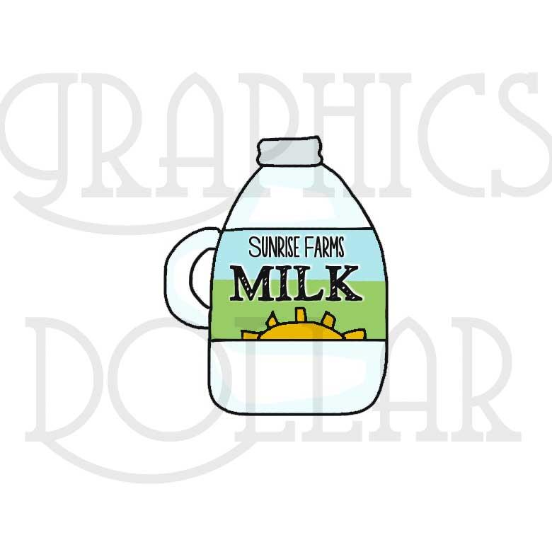 Breakfast Collection Clip Art