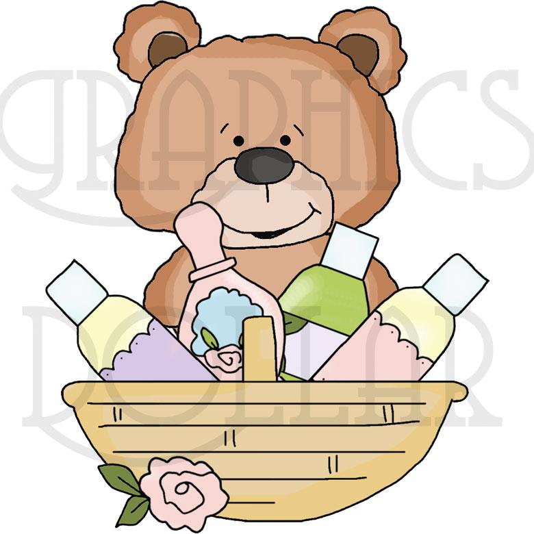Clean and Fresh Bears Clip Art - Exclusive Graphics