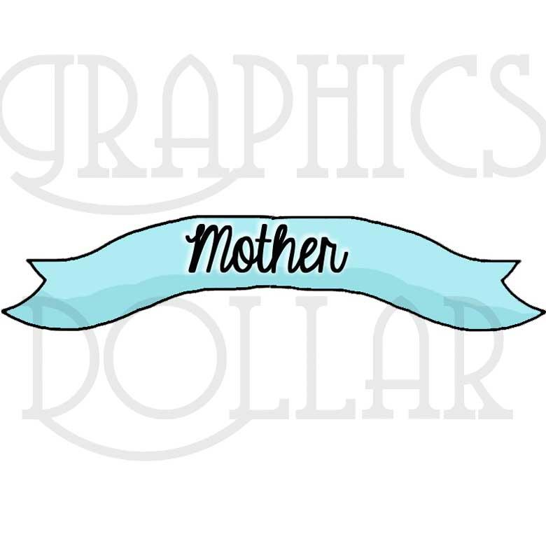 For the Love of Mom Clip Art