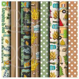 Happy Campers Papers