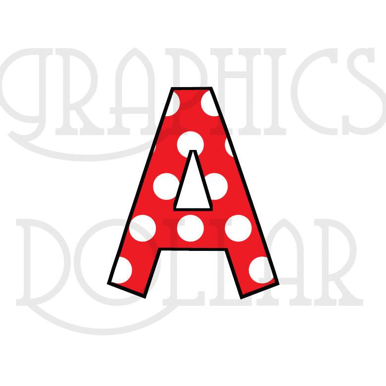 It\'s Elementary Alphabet Clip Art