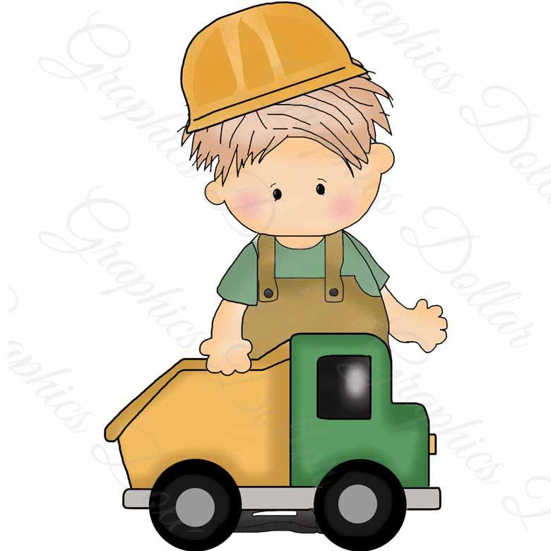 Little Fella Let's Play Exclusive Clip Art