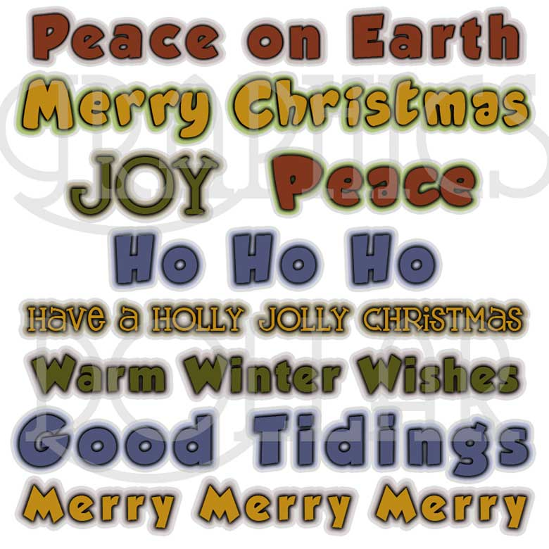 Christmas Peace Titles