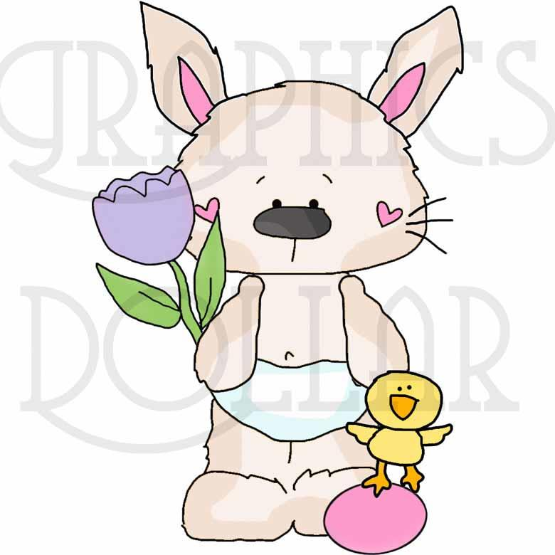 My First Easter Clip Art