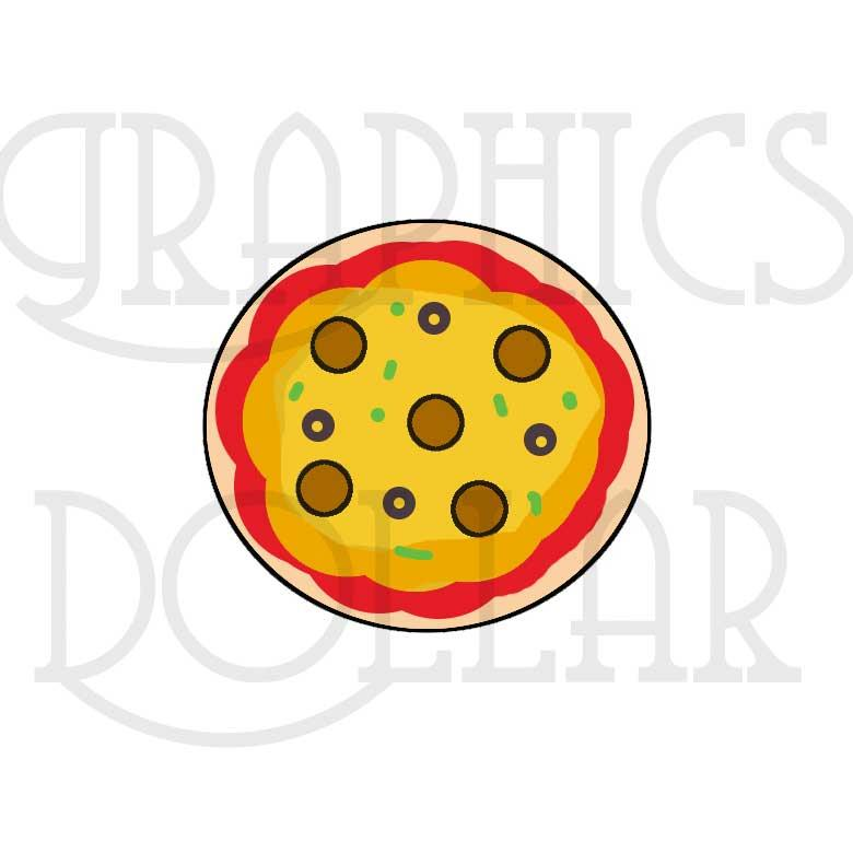 Pizza Night Clip Art