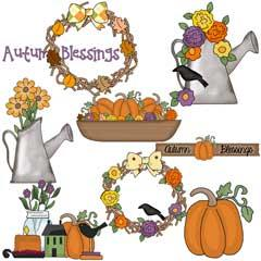Primitive Autumn Blessings