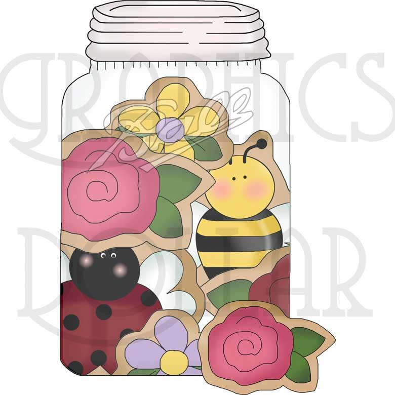 Seasonal Jars