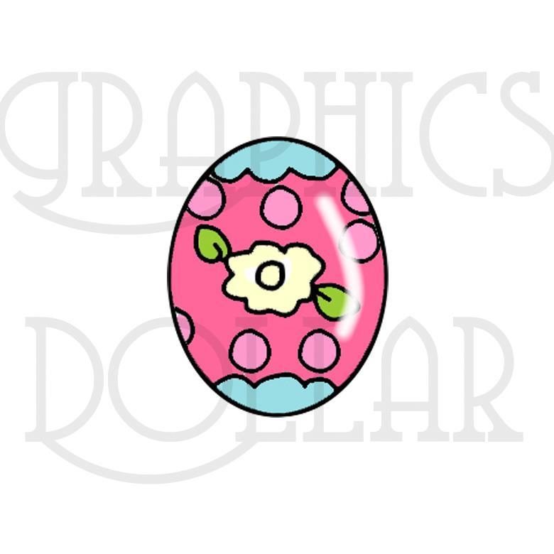 Sweet Spring Chick Clip Art