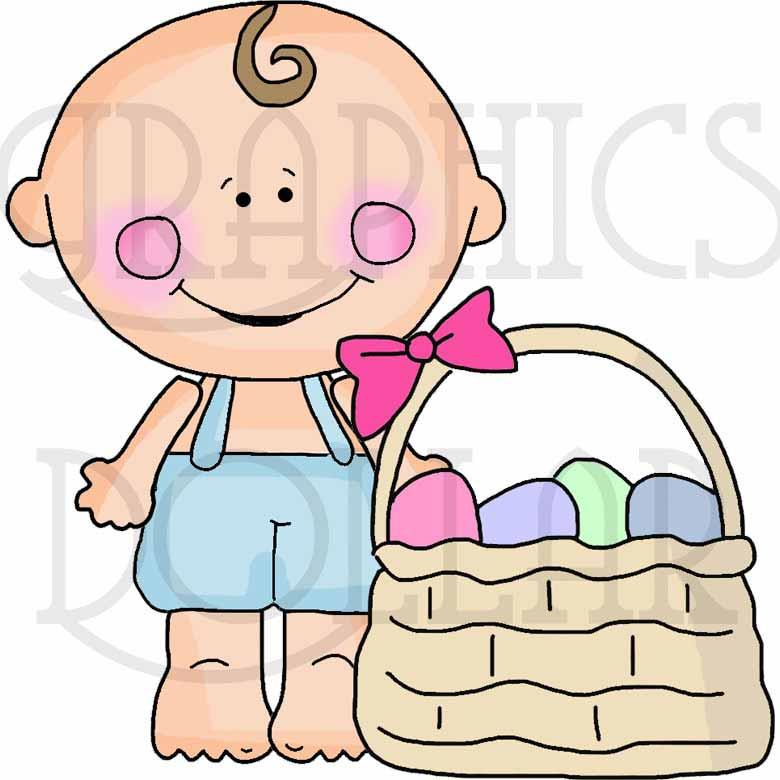 Sweet Tots Calendar Babies Clip Art - Exclusive