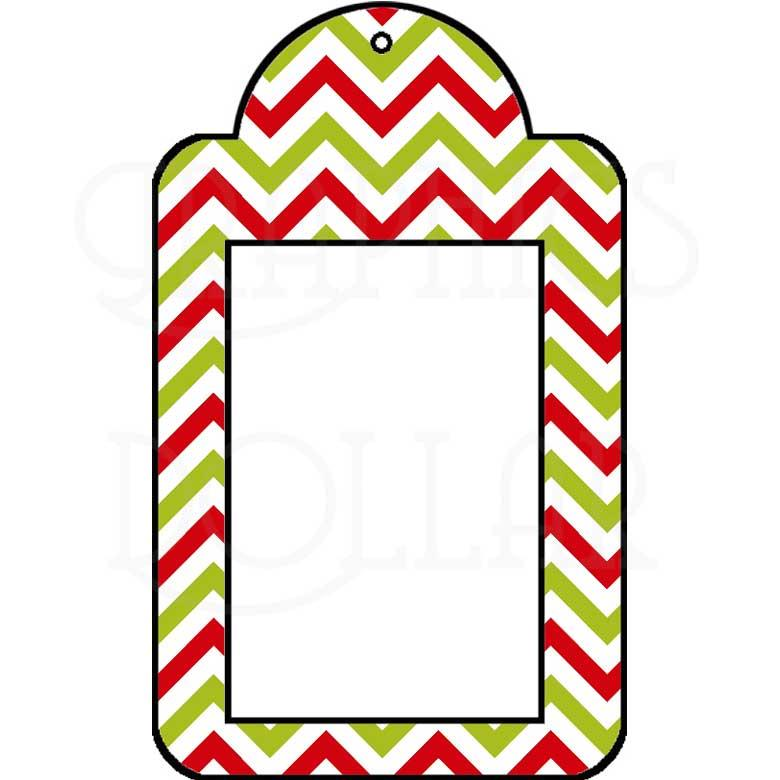 Jolly Christmas Tag Set