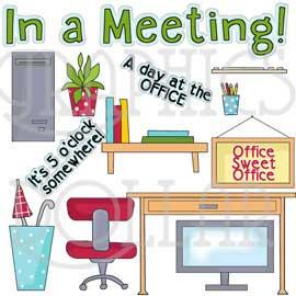The Office Clip Art